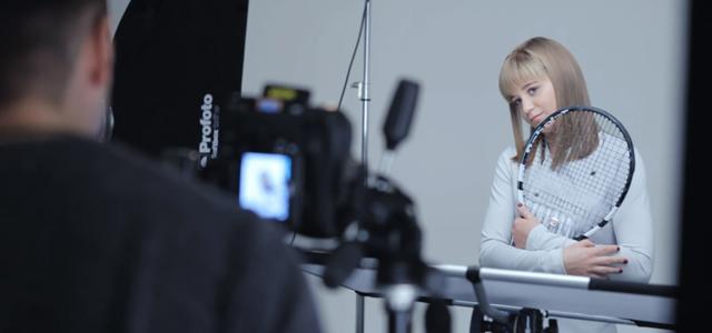 Ирина Хромачёва в студии Wonderland