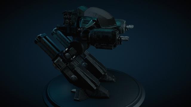 ED-209 Robot