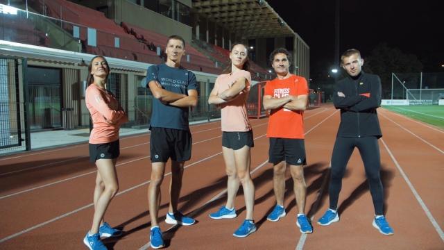 World Class Maraphon Team